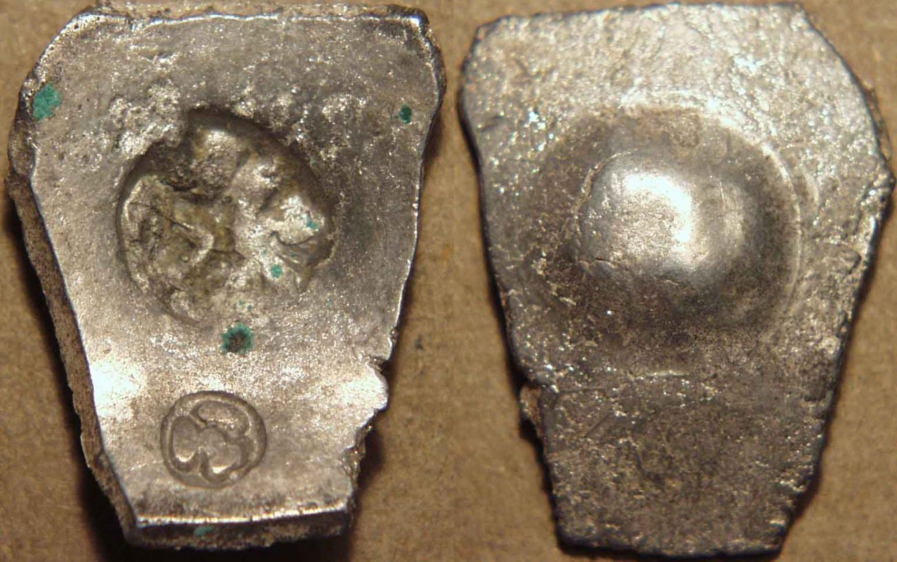 The Punch-Marked Coins of Ancient India