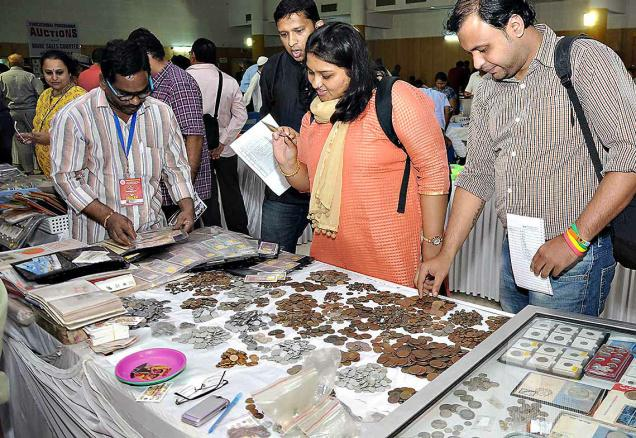 The numismatic society of India